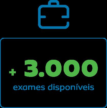 DRC 3000 Exames